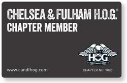 Chelsea amp fulham h o g chapter membership