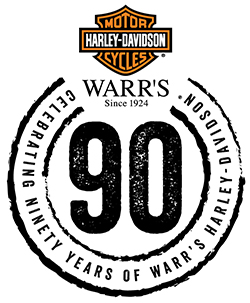 Warr's 90th Celebration Day