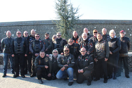 Remembrance Ride 2014