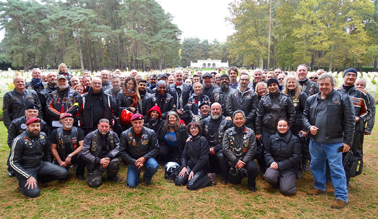 Remembrance Ride 2015